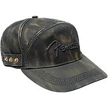 Fender Blackwash Rivets Hat - Onesize