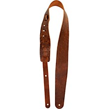 D'Addario Planet Waves Blasted Leather Guitar Strap