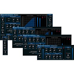 Blue Cat Audio Dynamics All-In-One Processor (1035-274)
