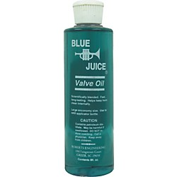 Blue Juice Valve Oil 8 oz Refill (BLUJC-8)