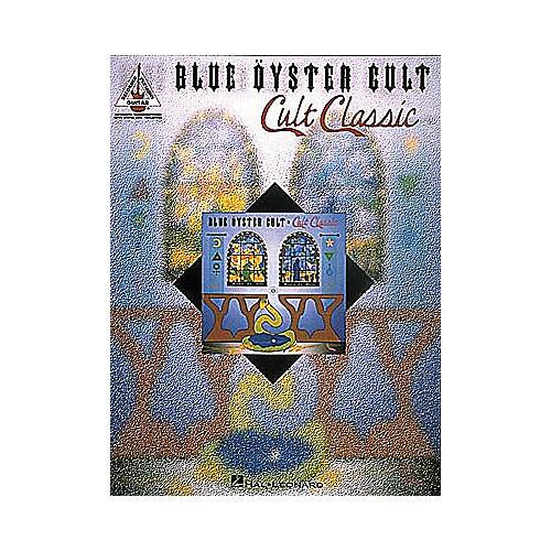 Hal Leonard Blue Oyster Cult - Cult Classics Guitar Tab Songbook-thumbnail