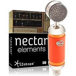 Blue Spark Mic with Nectar Elements Bundle (Spark NectarElem Bundle)