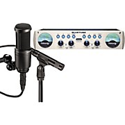 PreSonus Blue Tube DP & AT2041SP Dual Mic & Preamp Package
