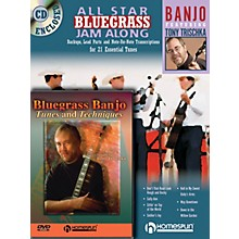 Homespun Bluegrass Banjo Pack Homespun Tapes Series Performed by Tony Trischka