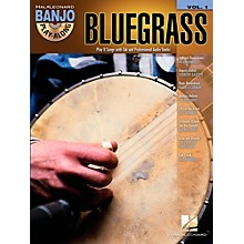 Hal Leonard Bluegrass Banjo Play-Along Volume 1 Book/CD