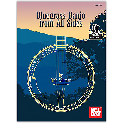 Mel Bay Bluegrass Banjo from All Sides-thumbnail