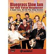 Homespun Bluegrass Slow Jam for the Total Beginner - Any Instrument (DVD)