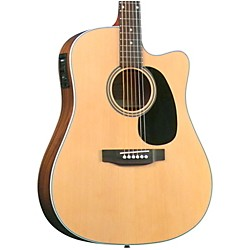 Blueridge Contemporary Series BR-60CE Cutaway Dreadnought Acoustic-Electric Guitar (BR-60CE)