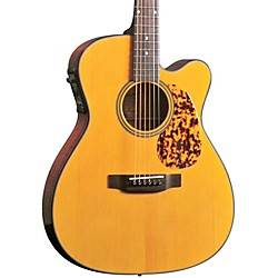 Blueridge Historic Series BR-143CE 000 Cutaway Acoustic-Electric Guitar (BR-143CE)