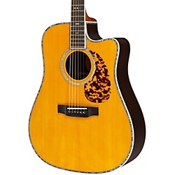 Blueridge Historic Series BR-180CE Cutaway Dreadnought Acoustic-Electric Guitar (BR-180CE)