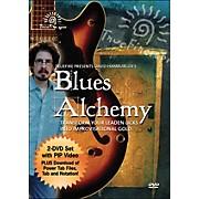 Hal Leonard Blues Alchemy - Instructional Guitar 2-DVD Pack Featuring David Hamburger