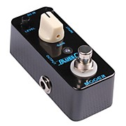 Mooer Blues Crab Classic Blues Overdrive Guitar Effects Pedal