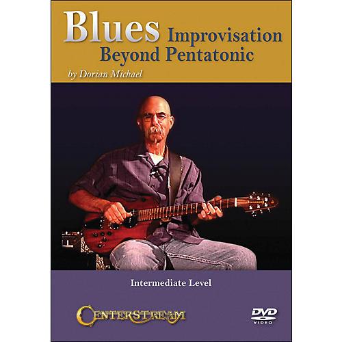 Centerstream Publishing Blues Improvisation- Beyond Pentatonic (DVD)-thumbnail
