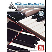 Mel Bay Blues Keyboard Play-Along Trax Book and CD