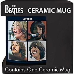 Boelter Brands Boxed Beatles Sublimated Mug - Let it Be (324580)