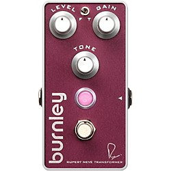 Bogner Burnley Overdrive Guitar Effects Pedal (BURNLEY)