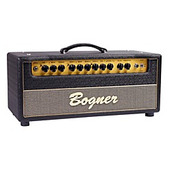 Bogner Shiva Tube Guitar Amp Head with 6L6 Power Tubes (SHIA)