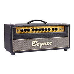 Bogner Shiva Tube Guitar Amp Head with EL34 Power Tubes (SHIB)