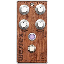 Bogner Wessex Bubinga Overdrive Guitar Effects Pedal (WESSEX - BUBINGA)