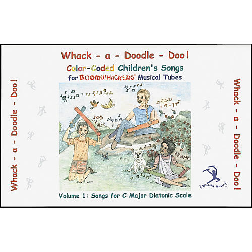 Boomwhackers Boomwhackers Tubes Whack-a-Doodle-Doo! Songbook-thumbnail