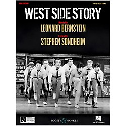 Boosey and Hawkes West Side Story Vocal Selections New Edition Piano/Vocal/Guitar (450068)