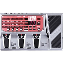 Boss ME-20B Bass Multi Effects Pedal (ME-20B)