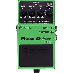 Boss PH-3 Phase Shifter Pedal (PH-3)