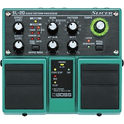 Boss SL-20 Slicer Guitar Effects Pedal (SL-20)