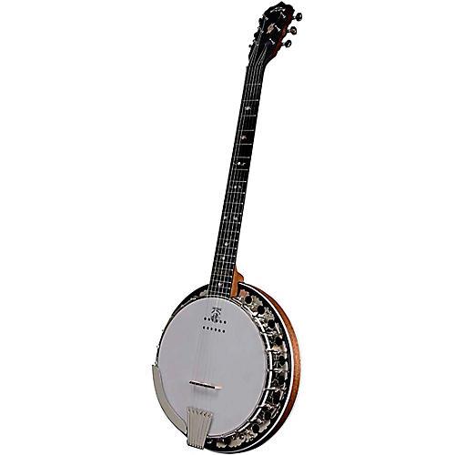 Deering Boston 6-String Acoustic-Electric Banjo-thumbnail