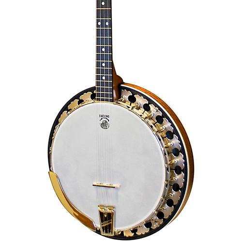 Deering Boston Plectrum Banjo-thumbnail