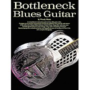 Music Sales Bottleneck Blues Guitar Music Sales America Series Softcover Written by Woody Mann