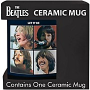 Boelter Brands Boxed Beatles Sublimated Mug - Let it Be