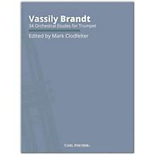 Carl Fischer Brandt Trumpet Etudes
