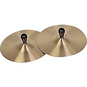 Rhythm Band Brass Cymbals with Knobs