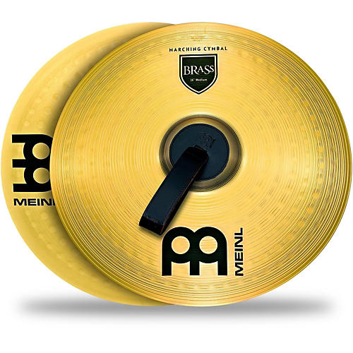 Meinl Brass Marching Cymbal Pair-thumbnail
