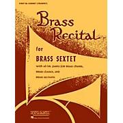Rubank Publications Brass Recital (for Brass Sextet) (Second Bb Cornet/Trumpet) Ensemble Collection Series