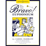 Boosey and Hawkes Bravo! Euphonium (20 Pieces for Euphonium and Piano) Boosey & Hawkes Chamber Music Series by Various