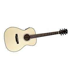 Breedlove Atlas Revival OM/ERe Ab Acoustic-Electric Guitar (USED004000 Rev-OM/ERe-Ab)