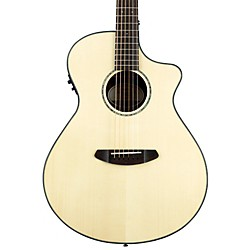 Breedlove Pursuit Concert Ebony Acoustic-Electric Guitar (PURCONCEB)