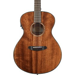 Breedlove Pursuit Concert Mahogany Acoustic-Electric Guitar (PURCONCM)
