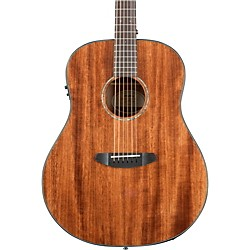 Breedlove Pursuit Dreadnought Mahogany Acoustic-Electric Guitar (PURDREDM)