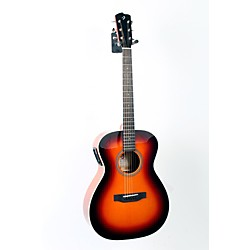 Breedlove Revival OM/SMe Burst Acoustic-Electric Guitar (USED005010 Rev-OM/SMe-Bur)