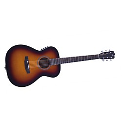 Breedlove Revival OM/SMe Burst Acoustic-Electric Guitar (USED004000 Rev-OM/SMe-Bur)