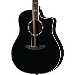 Breedlove Stage Dreadnought Black Magic Acoustic-Electric Guitar (STGDREDBKM)