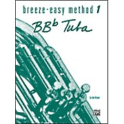 Alfred Breeze-Easy Method for BB-Flat Tuba Book I