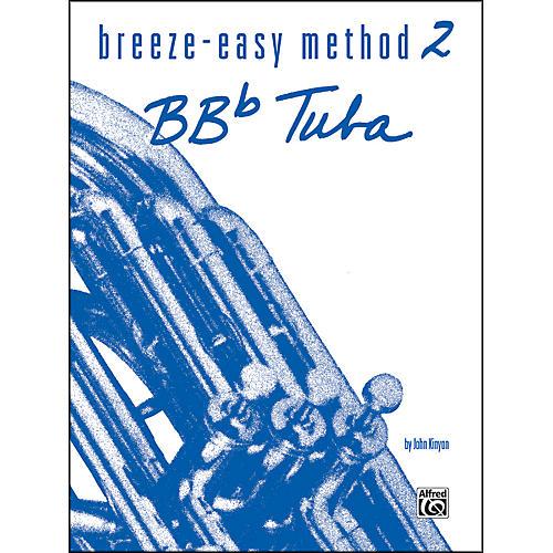 Alfred Breeze-Easy Method for BB-Flat Tuba Book II