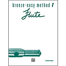Alfred Breeze-Easy Method for Flute Book I