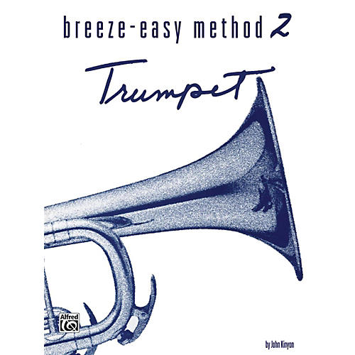 Alfred Breeze-Easy Method for Trumpet (Cornet) Book II-thumbnail