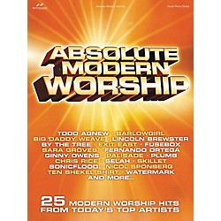 Brentwood-Benson Absolute Modern Worship Piano, Vocal, Guitar Songbook (75710737)