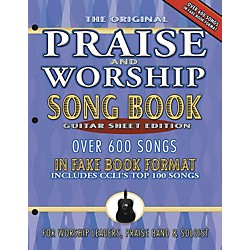 Brentwood-Benson Praise and Worship Fake Book (3-Hole Guitar Sheet Edition) (75708649)
